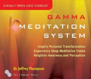 Gamma Meditation System (2 CD) - Jeffrey Thomson